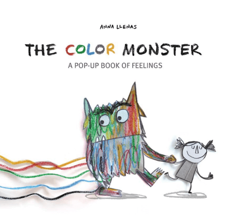 Discover your feelings with the color monster
